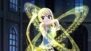 Lucy Utiliza Star Dress