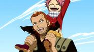 Gildartz and Natsu