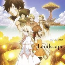 Landscape CD Cover