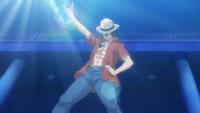 Dancing Gray