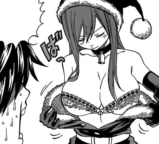 Image - Erza strips for Gray.png | Fairy Tail Wiki | FANDOM ...