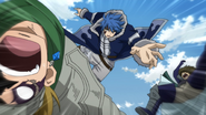 Jellal enters the war