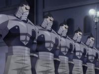 Weakness Soldiers appear