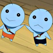 картинки хвост феи близнецы