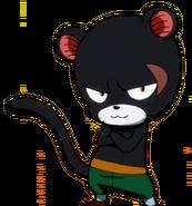 Chibi Panther Lily