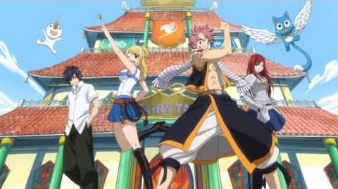 Fairy Tail Opening 1 + Subs CC