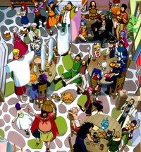 124 - Party at Fairy Tail