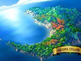 Wyspa Galuna