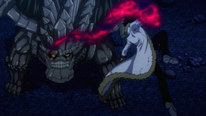 Cobra vs. Rock Dragon
