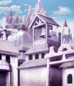 Frozen Sun Village