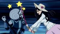 Edolas Cana and her star wand
