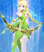 Lucy's Sagittarius Form