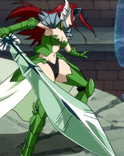 Espada de Cristal