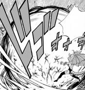 Mirajane's Satan Blast