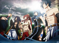 Strong Fairy Tail