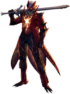 Dante - Devil Trigger