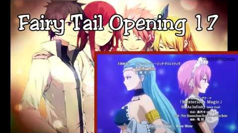 Fairy Tail Opening 17 Mysterious Magic HD