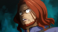 Gildarts reacts to the provocation