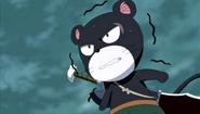 Scared Pantherlily