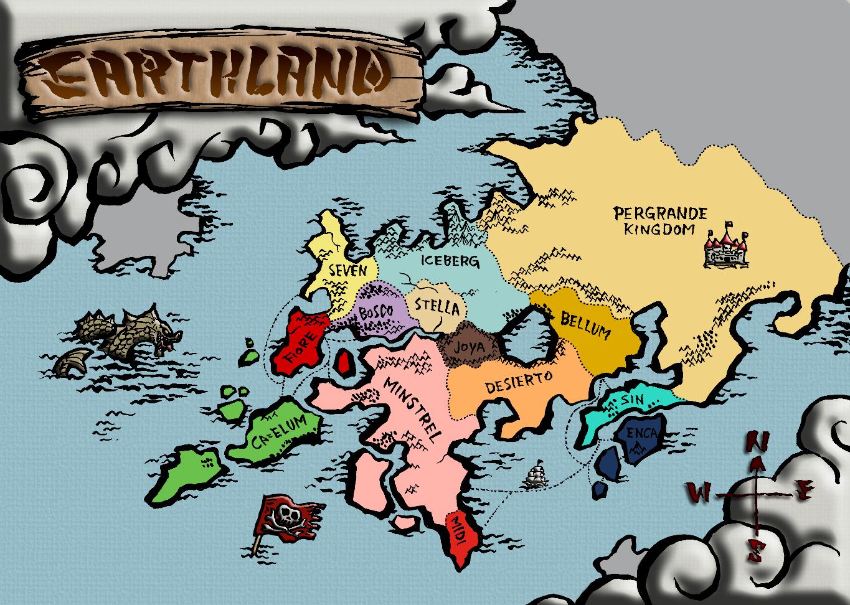 Earth Land | Fairy Tail Wiki | FANDOM powered by Wikia