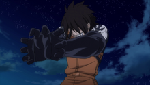 Wall prepares to fire at Fairy Tail