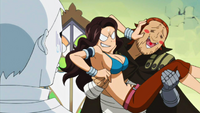 124 - Gildarts carrying Cana