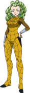 Araña Webb GMG