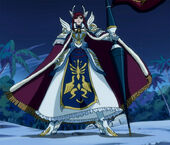 Armadura Ceremonial de Fairy Tail