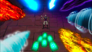 Fairy Tail & Lyon Vastia vs. Byro Cracy