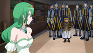 Hisui confronted by Datong