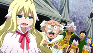 Mavis' reaction to her wrong prediction