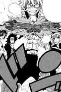Natsu and co. face Tartaros