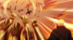 Jura ataca a God Serena