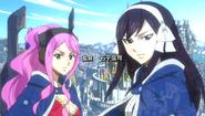 Ultear and Meredy anime