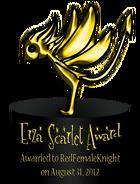 Erza Scarlet Award 2