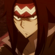 Gajeel in Tartartos arc