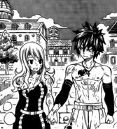 Gruvia Holding Hands