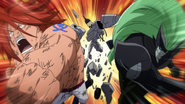Ichiya and Freed destroy Wall's puppet