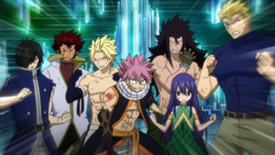 Los 7 Dragon Slayer preparados