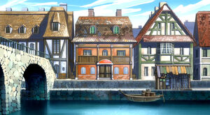 Lucy's house
