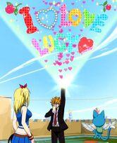 Amor de Loke a Lucy
