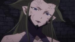 Kyouka Disfruta torturar a Erza