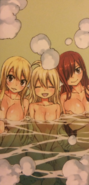 Lucy, Mavis and Erza (Volume 58) Special