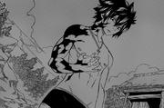 Marcas extrañas en el cuerpo de Gray