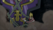 Racer brought a coffin of Jellal