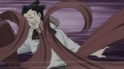 Hiroshi Golpeado por Flare