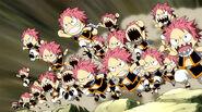 Little Natsu grat attack