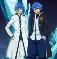 Siegrain and Jellal
