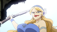 Coordinator attacks Fairy Tail