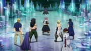 Dragon Slayers vs. Acnologia